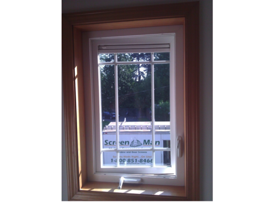 Crank out casement window3 screenman mobile screening for Screen new window
