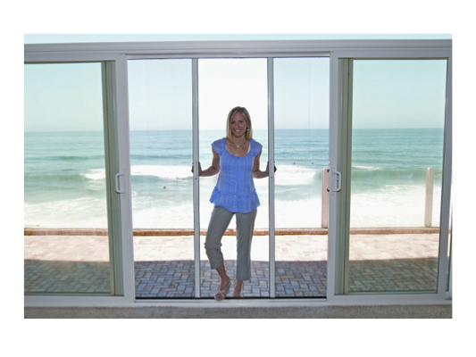 French Sliding Patio Doors Screenman Mobile Screening Service