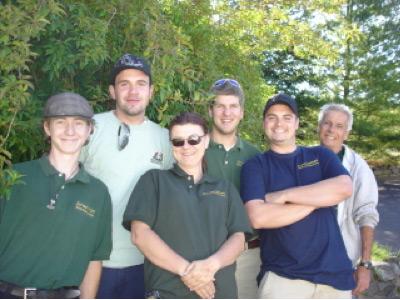 Matt, Joe, Brenda, Nathan, Scott, Chuck