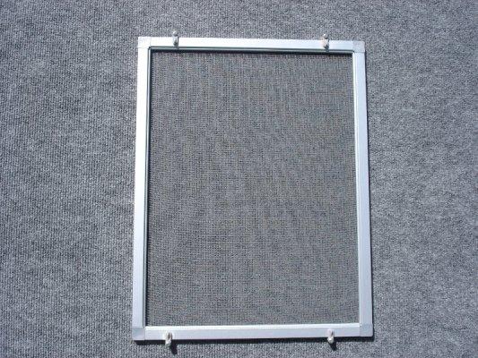 Casement Window Screens : Casement window screen