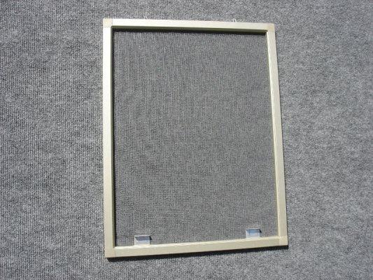 Screen Door Frame Repair