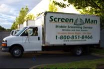 Screenman truck